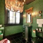 ванная комната в классическом стиле интерьер