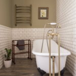 ванная комната в классическом стиле фото интерьера
