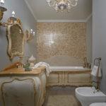 ванная комната в классическом стиле фото оформление