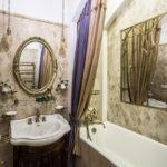 ванная комната в классическом стиле фото оформления