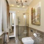 ванная комната в классическом стиле оформление идеи
