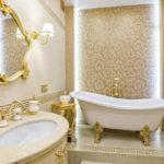ванная комната в классическом стиле идеи оформление