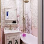 ванная комната в классическом стиле идеи оформления