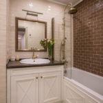 ванная комната в классическом стиле идеи варианты