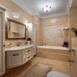 ванная комната в классическом стиле виды идеи
