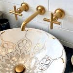 ванная комната в классическом стиле идеи виды