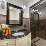 ванная комната в классическом стиле фото идеи
