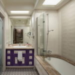 ванная комната в классическом стиле фото дизайн
