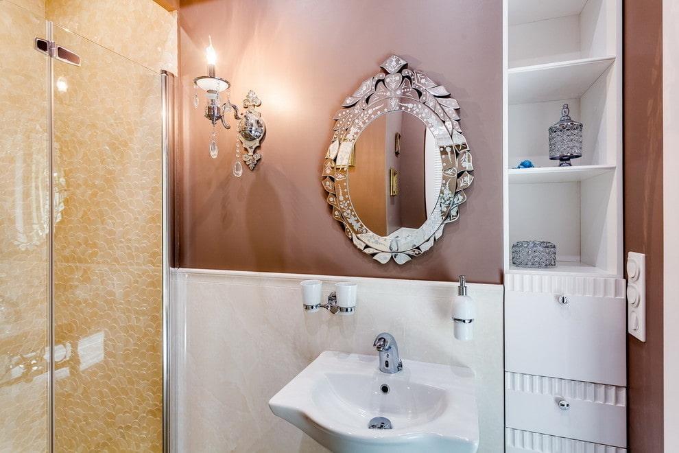 ванная комната в классическом стиле идеи