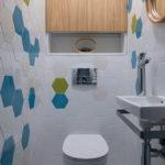 ванная комната в скандинавском стиле дизайн фото