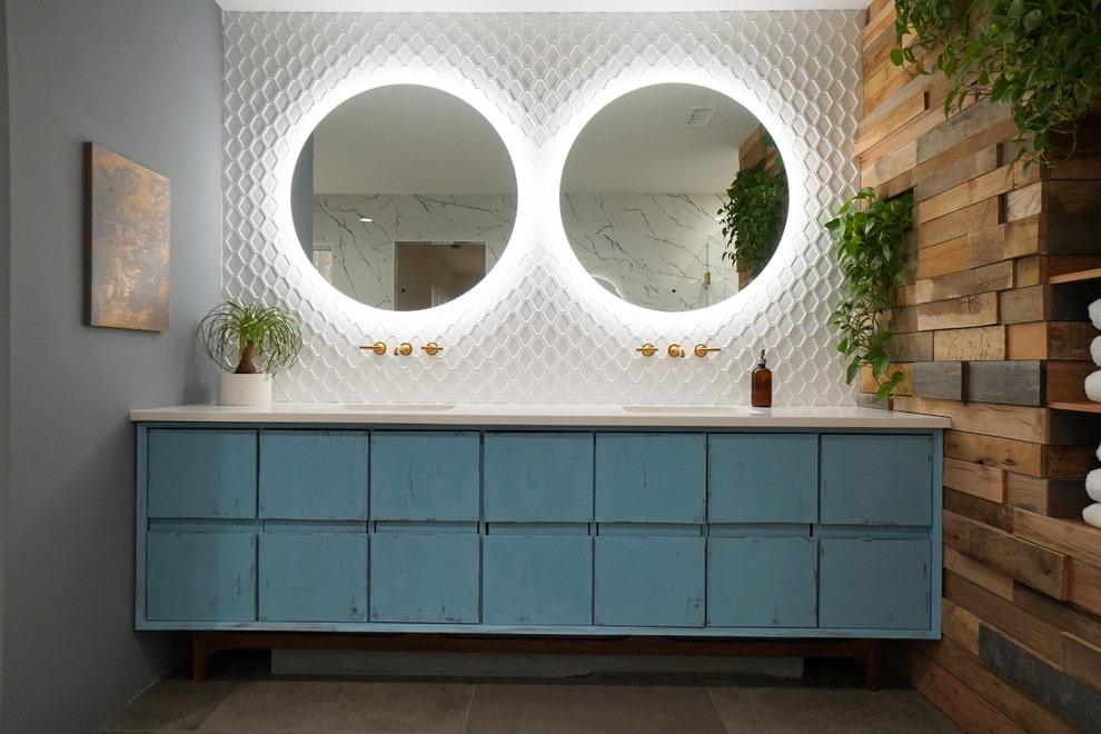 ванная комната в скандинавском стиле дизайн идеи