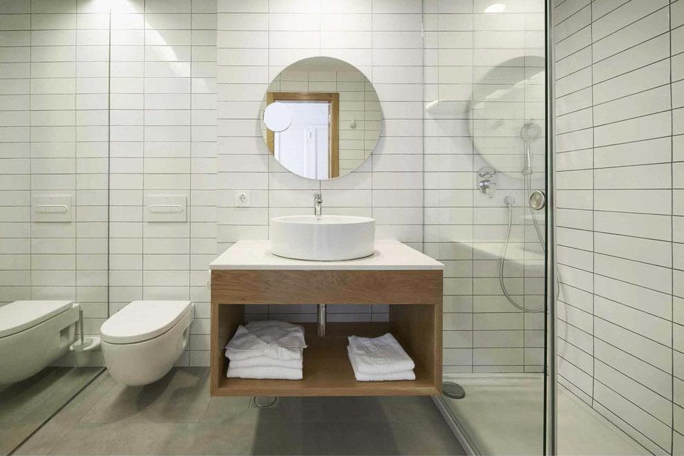 ванная комната в скандинавском стиле фото дизайна