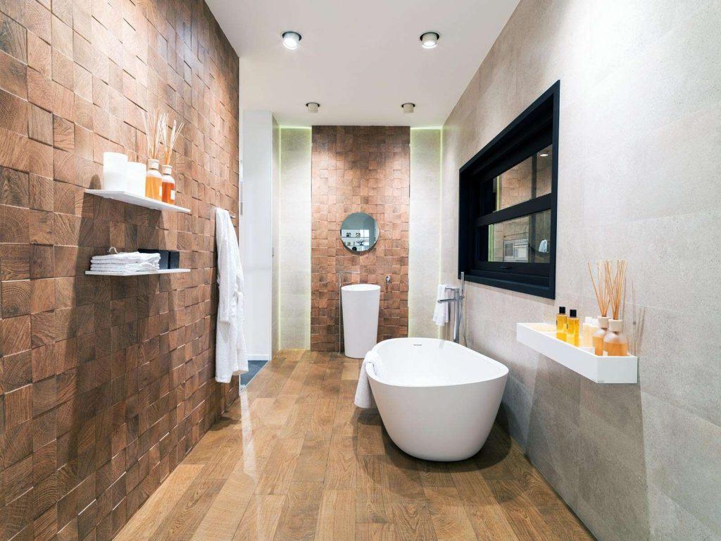 ванная комната в скандинавском стиле фото интерьер