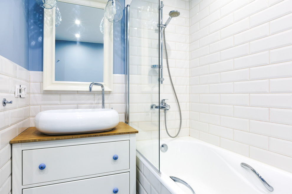 ванная комната в скандинавском стиле идеи дизайн