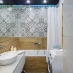 ванная комната в скандинавском стиле идеи фото