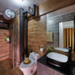 ванная комната в стиле лофт дизайн идеи