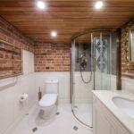 ванная комната в стиле лофт интерьер фото