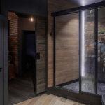 ванная комната в стиле лофт фото интерьер