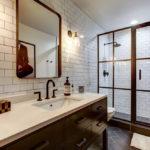 ванная комната в стиле лофт интерьер идеи