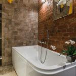 ванная комната в стиле лофт идеи интерьер