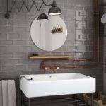 ванная комната в стиле лофт идеи