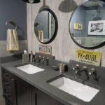 ванная комната в стиле лофт идеи оформление