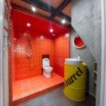 ванная комната в стиле лофт идеи оформления