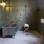 ванная комната в стиле лофт варианты фото