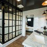 ванная комната в стиле лофт фото вариантов