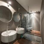 ванная комната в стиле лофт идеи варианты