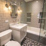 ванная комната в стиле лофт виды