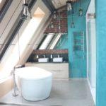 ванная комната в стиле лофт виды фото