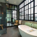 ванная комната в стиле лофт идеи виды