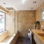ванная комната в стиле лофт виды декора