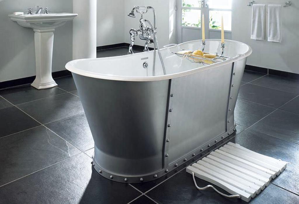 ванная комната в стиле лофт мебель