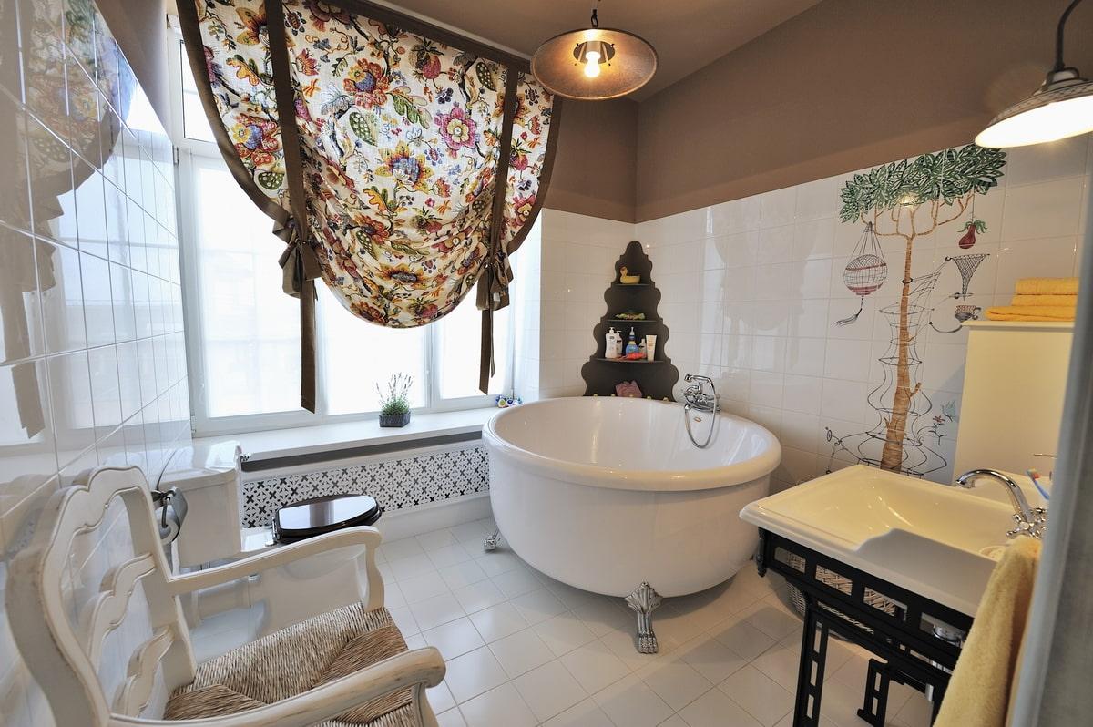 ванная комната в стиле прованс фото дизайна