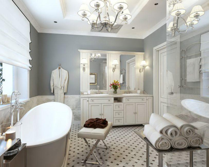ванная комната в стиле прованс идеи дизайн