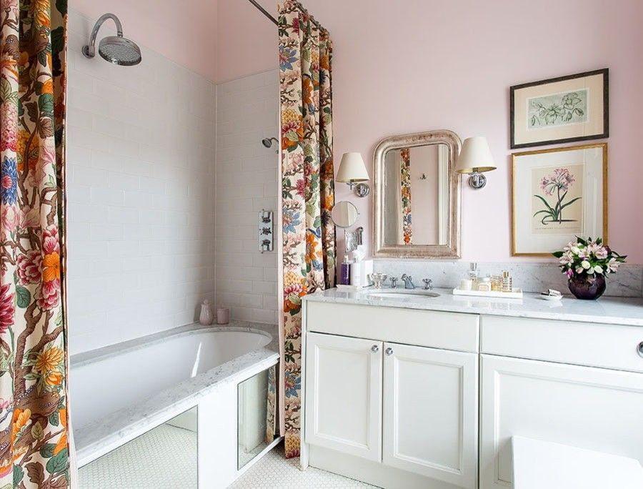 ванная комната в стиле прованс оформление