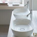 ванная в скандинавском стиле интерьер
