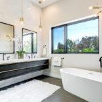 ванная в скандинавском стиле интерьер идеи