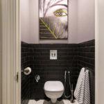 ванная в скандинавском стиле идеи интерьера