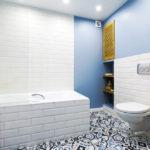 ванная в скандинавском стиле оформление фото
