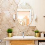 ванная в скандинавском стиле фото оформление