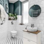ванная в скандинавском стиле идеи оформления