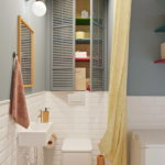 ванная в скандинавском стиле варианты идеи
