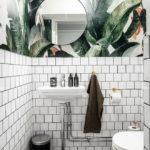 ванная в скандинавском стиле виды