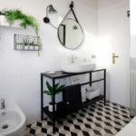 ванная в скандинавском стиле дизайн фото