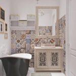 ванная в скандинавском стиле фото дизайн