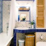 ванная комната в стиле прованс дизайн идеи