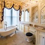 ванная комната в стиле прованс декор
